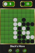 Reversi Game Screen